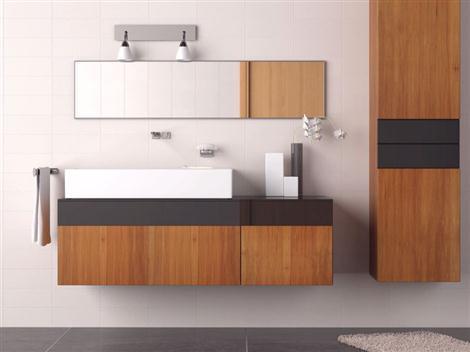 עיצוב קלפות לארונות אמבטיה